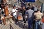 Jorge-le-skipper-argentin-interviewé-par-une-télé-locale