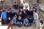 Les-vingt-adolescents-de-l'école-San-Marco